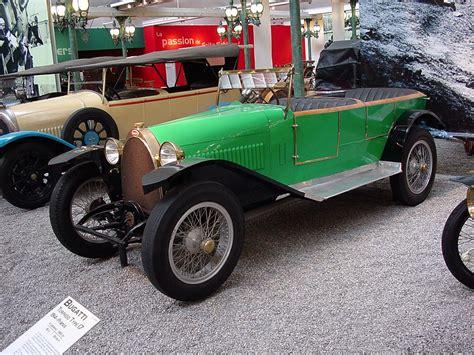 1921 Bugatti Type 28 Torpedo Concept