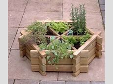30 Herb Garden Ideas To Spice Up Your Life Garden Lovers