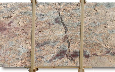 crema bordeaux granite slab
