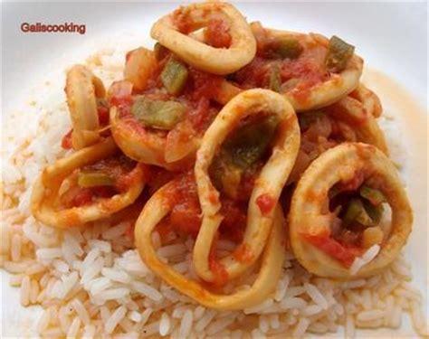 recette cuisine provencale recettes des calamars à la provençale les recettes les