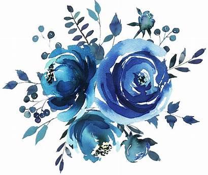 Watercolor Flowers Flower Floral Watercolour Painting Transparent