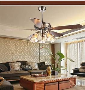 Ceiling Fan Light Living Room Antique Dining Room Fans