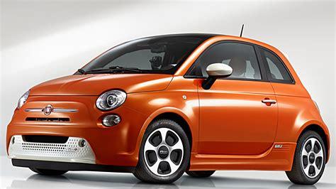 Fiat Electric Car  20192020 New Car Release
