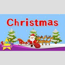 Kids Vocabulary  Christmas  Christmas Vocab  Learn English For Kids  English Educational