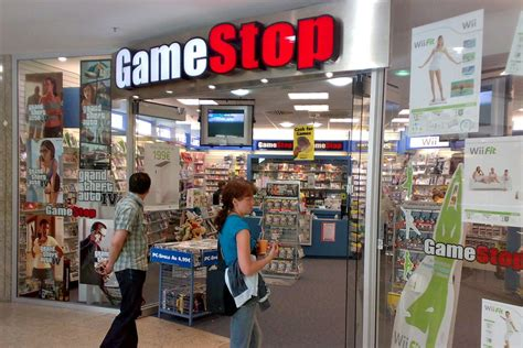 Collectables Store by Hit By Digital Sales Gamestop Is Looking To Up