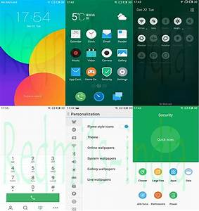 Flyme OS 5.1.8.8R Based on Lollipop 5.1.1 for Redmi 1s ...