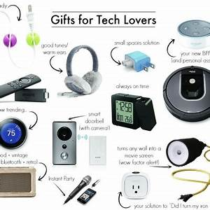 Tech Gifts for Gad Lovers