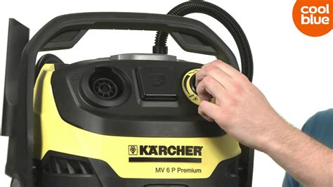 Karcher Mv3 Premium Karcher Mv6 Premium Multifunctionele Stofzuiger Productvideo Nl Be
