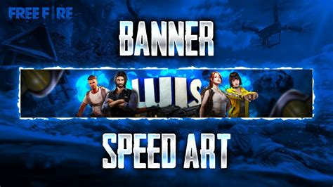 Welcome to avijit the genius learn how to make this awesome free fire banner for kzclip channel. SPEED ART #13  FT. EYVARSITO  BANNER  FREE FIRE ...