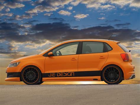 Je Design Volkswagen Polo V Photo 7 7463
