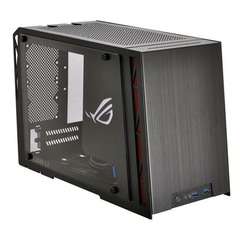 alimentation ordinateur de bureau lian li pc q17 rog republic of gamers limited edition
