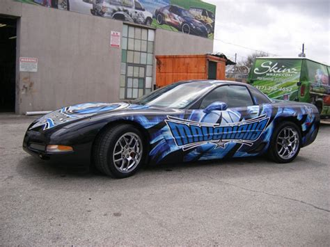 Vinyl Car Wraps  Dallas Car Wrapping Company Vehicle