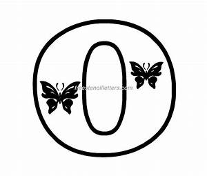 print o letter stencil free stencil letters With letter cut outs design
