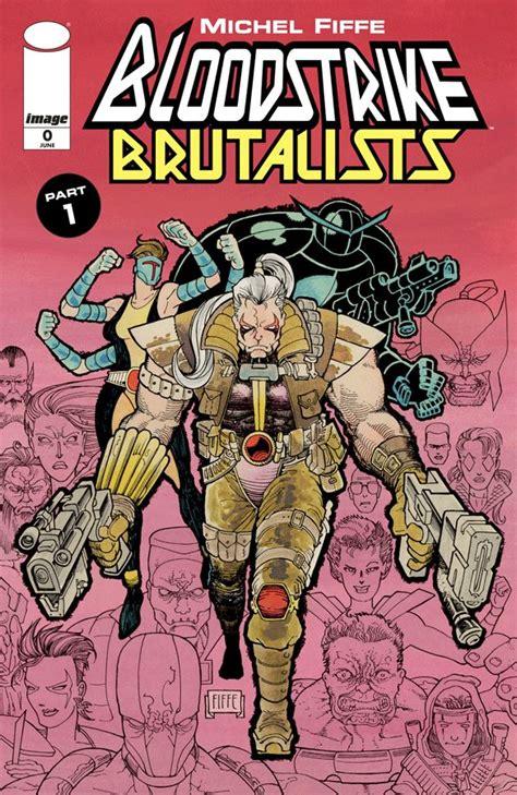 Bloodstrike #0 - W.B. | História em quadrinhos, História ...