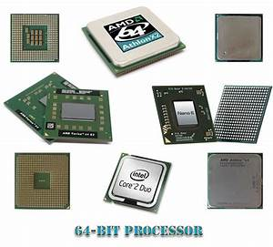 Diagram Of 64 Bit Processor