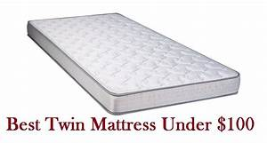 Best Twin Mattress Set Under  100 Reviewed