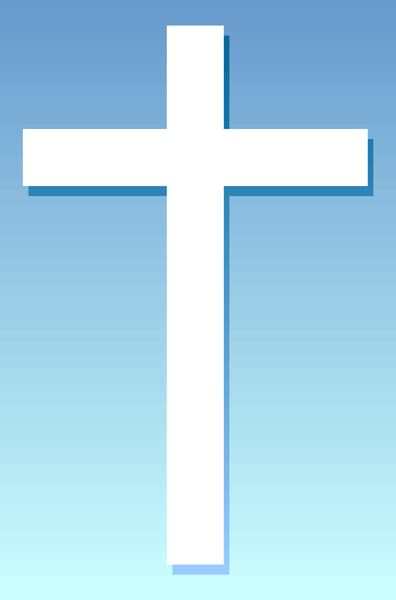 White Cross Background Christian Backgrounds With Cross Clipart Clipart Suggest
