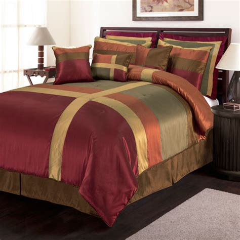and gold comforter sets bellacor and gold bedding sets and gold beddings - Red And Gold Comforter Sets