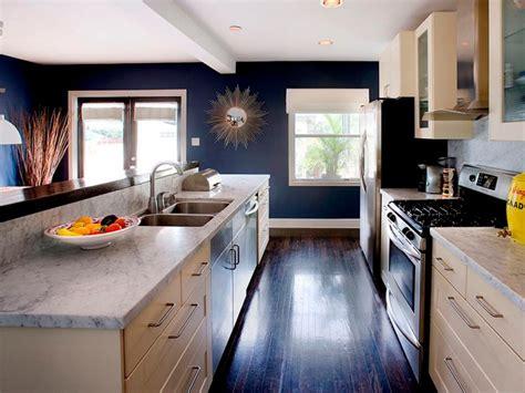 Modern Galley Kitchen Ideas - galley kitchen remodel ideas hgtv