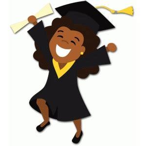 girl graduation clipart    girl