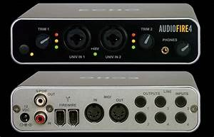 Echo Audiofire 4 image (#1745057) - Audiofanzine