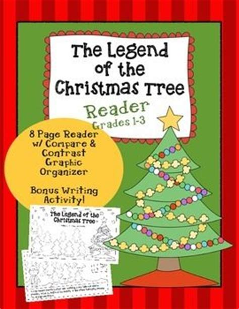 christmas book the legend of the christmas tree reproducible legends trees and christmas trees