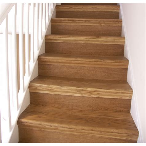 Oak Cladding 13 Straight Stair Kit  Heritage Collection