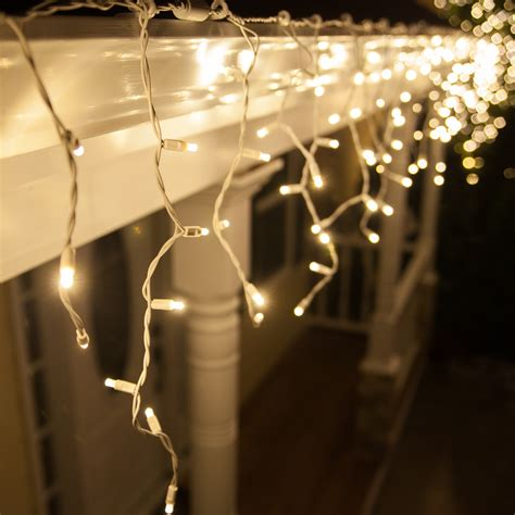 how to store net christmas lights led lights 70 5mm warm white twinkle led icicle lights