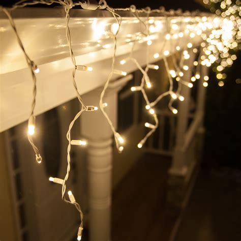 led christmas lights  mm warm white twinkle led