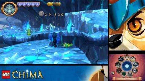 lego legends  chima lavals journey level  wolf