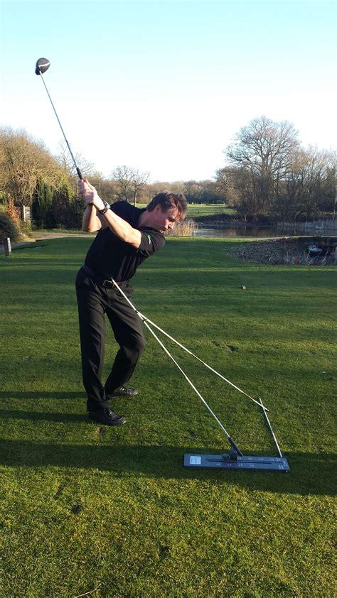 golf swing system swingcheck with alistair hardaway golf swing