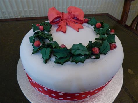 beautiful christmas cakes abbots hill