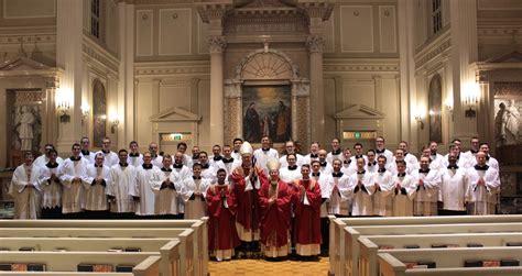seminary   heart   diocese university