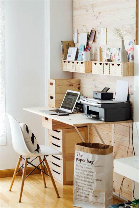 bureau astucieux inspiration bureau un bureau original avec des