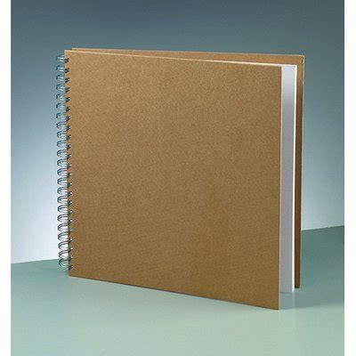 beistelltisch 30 x 30 album f 246 r scrapbooking 30 x 30 cm brun 25 sidor m spiral tr 229 d 109 kr skapamer se