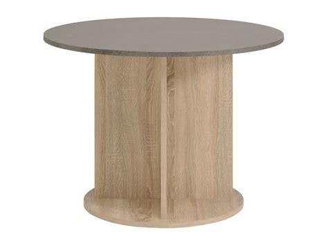 Table Ronde 100 Cm Table Ronde 100 Cm Coloris Ch 234 Ne B 233 Ton Vente De