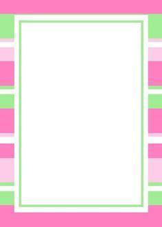 pin  gail   stationary borders  paper border