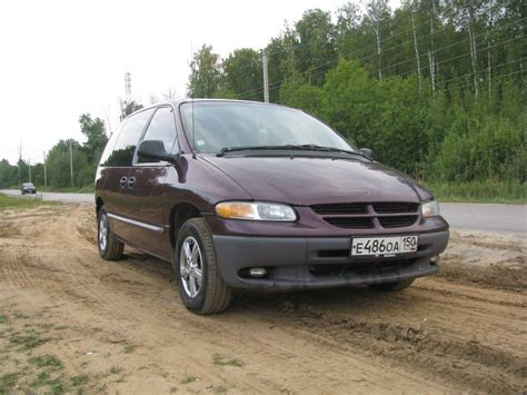 1999 Dodge Caravan by 1999 Dodge Caravan Photos 2 4 Gasoline Ff Automatic