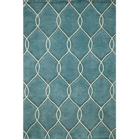 teal area rug 8x10 momeni bliss teal 8 ft x 10 ft indoor area rug blissbs