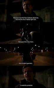 The Dark Knight Movie Quotes - EscapeMatter