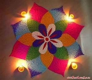 Ultimate Rangoli Designs for Diwali Festival 2017 with