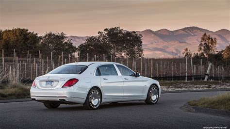 Mercedesmaybach Sclass Cars Desktop Wallpapers 4k Ultra Hd