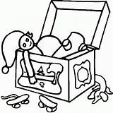 Toys Coloring Pages Coloringhome sketch template