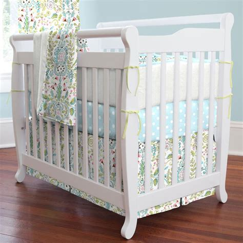 bebe jardin mini crib bumper carousel designs