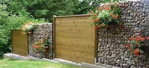 Mur Anti Bruit Végétal : mur anti bruit r fl chissant en bois traite autoclave classe 4 ~ Melissatoandfro.com Idées de Décoration