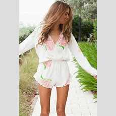 Top 25 Floral Rompers & Playsuits For Summer 2018 Fashiongumcom