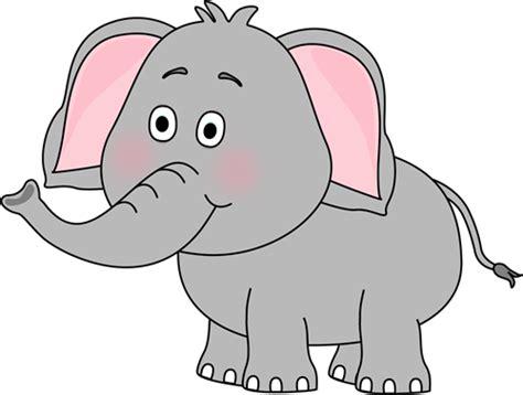 elephant clipart outline trunk up car clip elephant clip image