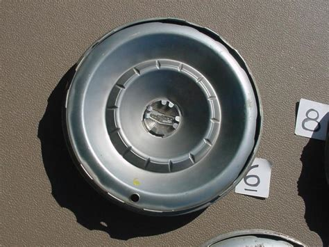 sell  chevrolet  chevy hubcaps bel air   full