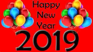 New Year Images Greeting Card Happy New 2019 Year Wishes