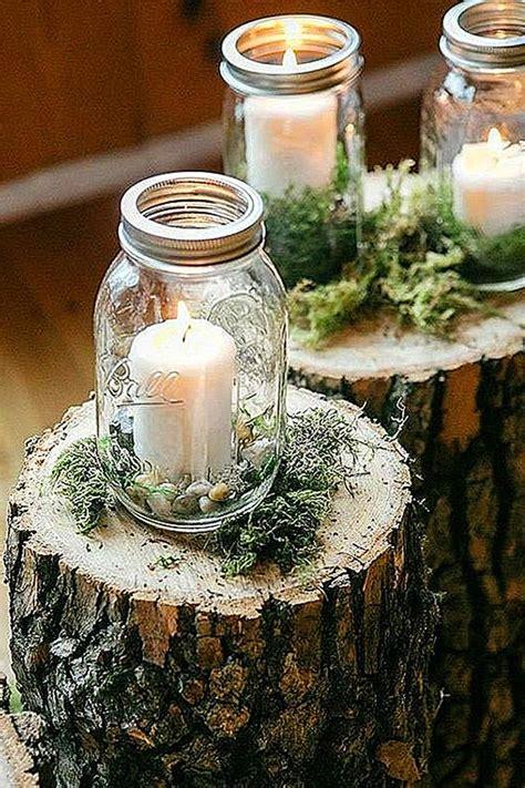 33 Gorgeous Mason Jars Wedding Centerpieces Wedding